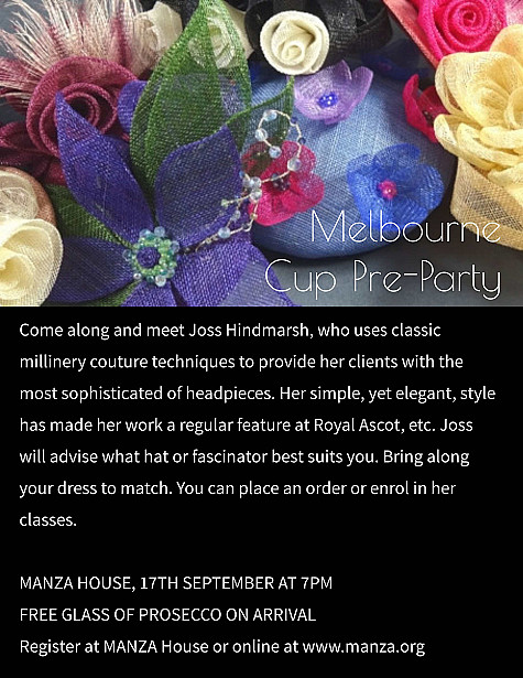 <Melb Cup Pre-Party>